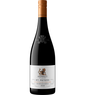St. Peters Grampians Shiraz 2018
